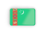 turkmenistan_rectangular_icon_with_frame_256_150